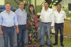 New Machines Boost Training for Plastics|SA Students