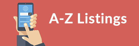 A-Z Directory Listings